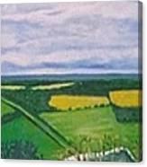 St Michael de la Rupe pt one Canvas Print