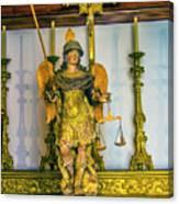 St. Michael  Canvas Print