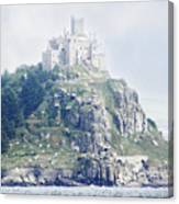 St Michael's Mount Cornwall England Canvas Print
