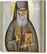 St Nektarios Of Aigina Canvas Print