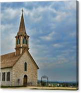 St Olafs Church Canvas Print