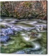St. Paddy's River Canvas Print