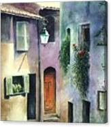 St. Paul De Vence Canvas Print