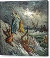 St. Paul: Shipwreck Canvas Print