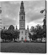 St Paul's Church A Portland Square Bristol England Canvas Print