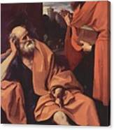 St Peter And St Paul Canvas Print