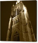 St Peter's Church Bournemouth Canvas Print