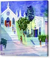 St. Peter's Church Canvas Print