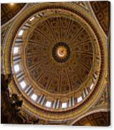 St. Peter's Duomo 1 Canvas Print