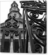 St. Philips Church  Canvas Print