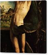 St Sebastian Canvas Print