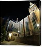 St. Steven's Church In Nijmegen Canvas Print