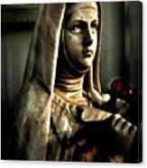 St. Teresa  Canvas Print