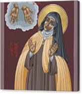 St Teresa Of Avila 177 Canvas Print