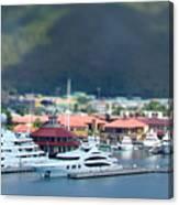 St. Thomas Us Virgin Islands Canvas Print