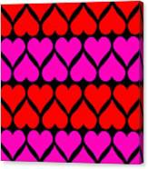 St. Valentine Love Canvas Print