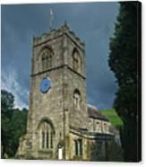 St Wilfrid Burnsall Canvas Print