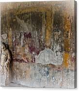 Stabian Baths - Pompeii 2 Canvas Print