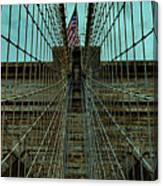 Stable - Brooklyn Bridge Canvas Print