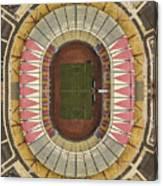 Stadium  Canvas Print