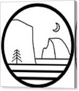 Staff Logo Canvas Print