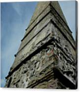 Stafford Park Historical Chimney Canvas Print
