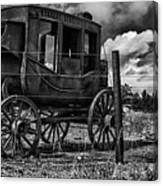 Stagecoach II Canvas Print