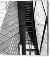 Stair Trap Canvas Print