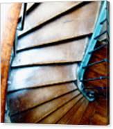 Stairs Paris Canvas Print