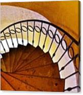 Stairway In Cabo Canvas Print
