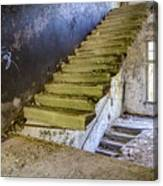 Stairway To ..... Canvas Print