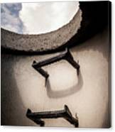 Stairway To Heaven - Inside Out Canvas Print