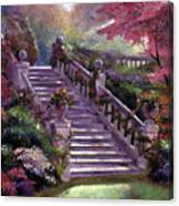 Stairway To My Heart Canvas Print