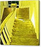 Stairway To No Where Canvas Print