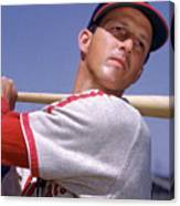 Stan Musial Canvas Print
