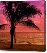 Standing - Jersey Shore Canvas Print