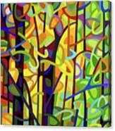 Standing Room Only - Crop Canvas Print
