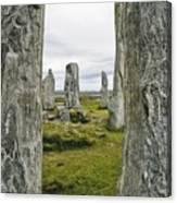 Standing Stones Canvas Print