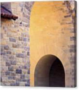 Stanford Arches Canvas Print