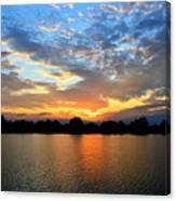 Stanton Lakes  Canvas Print