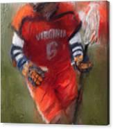 Stanwick Lacrosse 3 Canvas Print