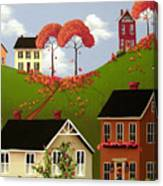 Staplehill  Canvas Print