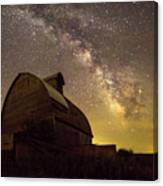 Star Barn Canvas Print