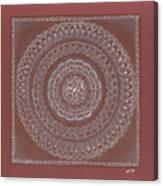 Star Blossom Canvas Print