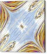 Star Galaxy Central Canvas Print