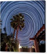 Star Party Canvas Print