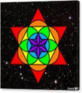 Star Seed Canvas Print
