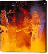 Star Wars Episode V The Empire Strikes Back Canvas Print