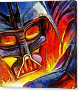 Star Wars Your Turn Canvas Print