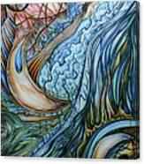 Starchaser Canvas Print
